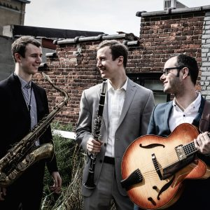 5. PIC  Peter & Will Andserson Jazz Trio - August 4, 2016