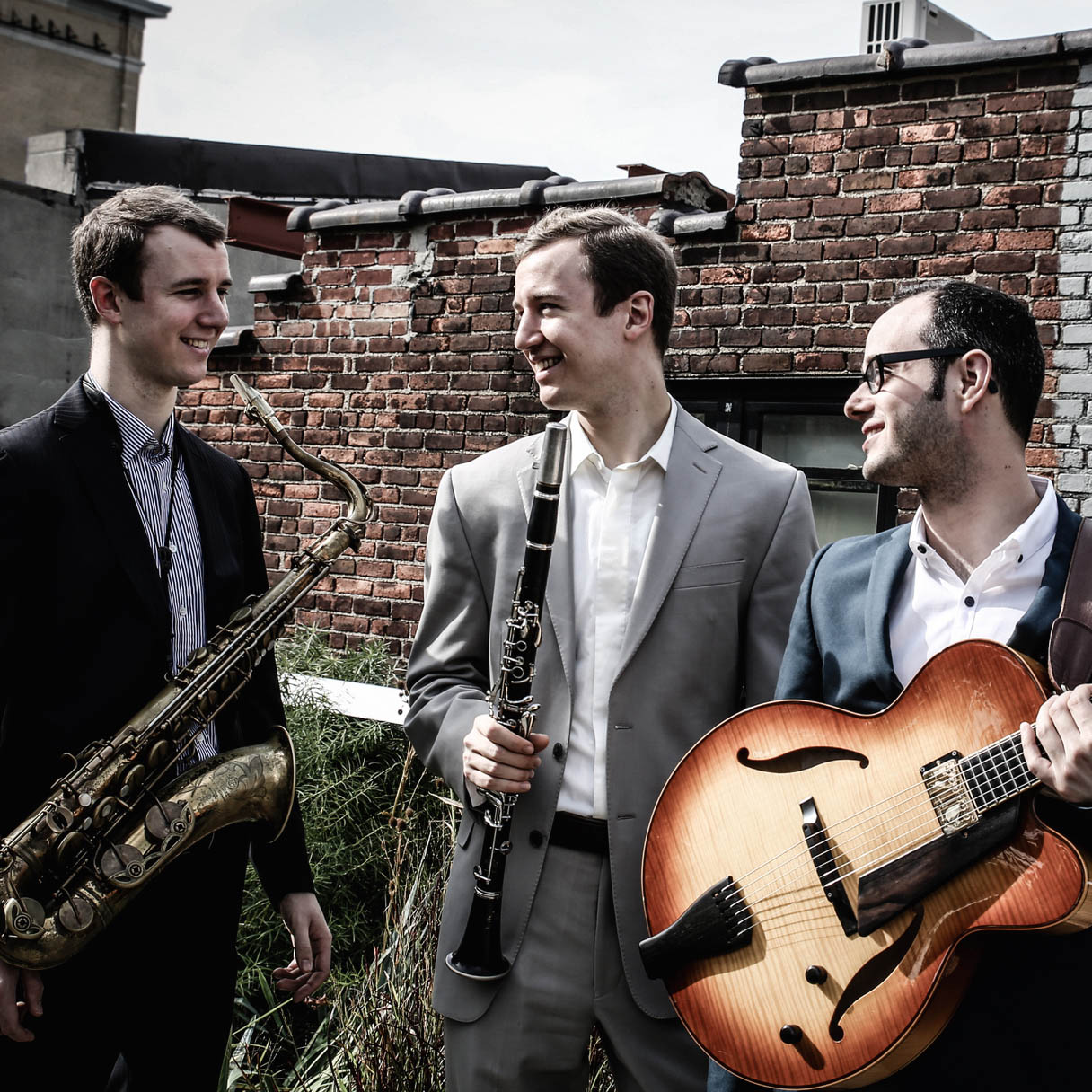5. PIC  Peter & Will Andserson Jazz Trio - August 4, 2016 sq